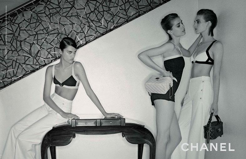 ¿Conoces a Dalianah Arekion? © Chanel