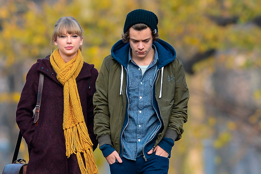 """""""Cualquier tiempo pasado fue mejor"""". O no, porque Taylor saca un hit de cada ruptura. © Cordon"""