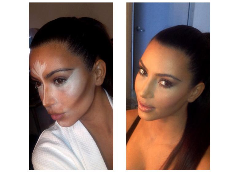 © Instagram de Kim Kardashian @kimkardashian