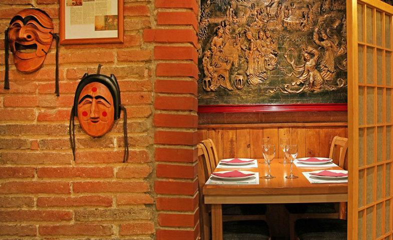 Restaurante coreano Hanin Jun (Barcelona).  © Facebook