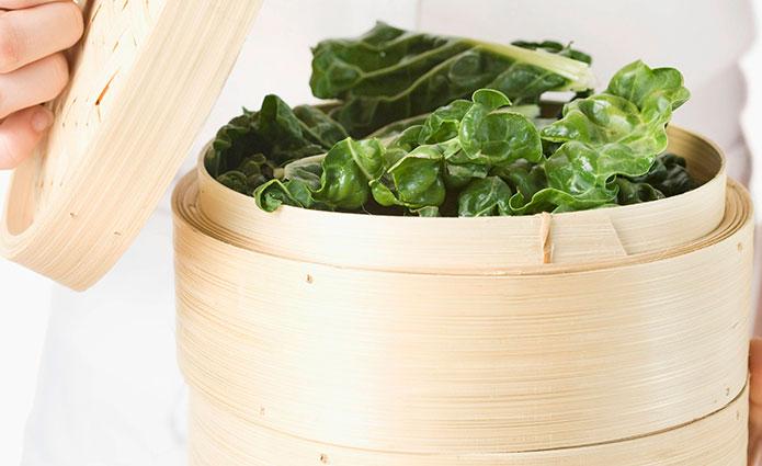 Descubre nuevas formas de cocinas verdurar. Foto: Cordon Press.