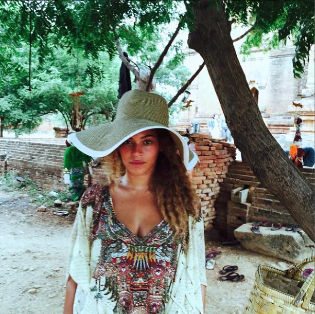 © Instagram @Beyonce