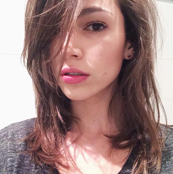 Úrsula es la reina nacional de los selfies © Instagram @ursulolita.