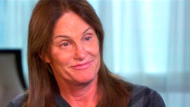 Bruce Jenner, reconociendo que siempre se ha sentido mujer en su entrevista con Diane Sawyer en ABC. © Cordon Press