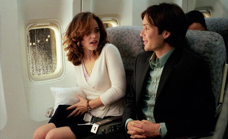 © Fotograma de 'Vuelo Nocturno' (2005), aunque a Rachel McAdams en el film no le esperó precisamente un magreíto...