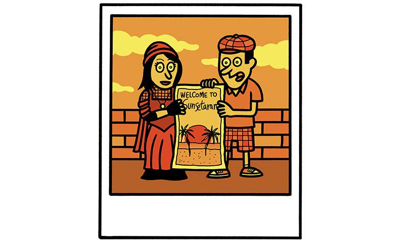 ¿Has avistado un secarral? Enhorabuena, puedes celebrar un festival.