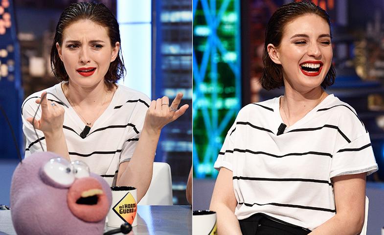 """""""¡Por fin lo he conseguido!"""", nos cuenta María sobre su salto a la comedia. © Getty Images"""