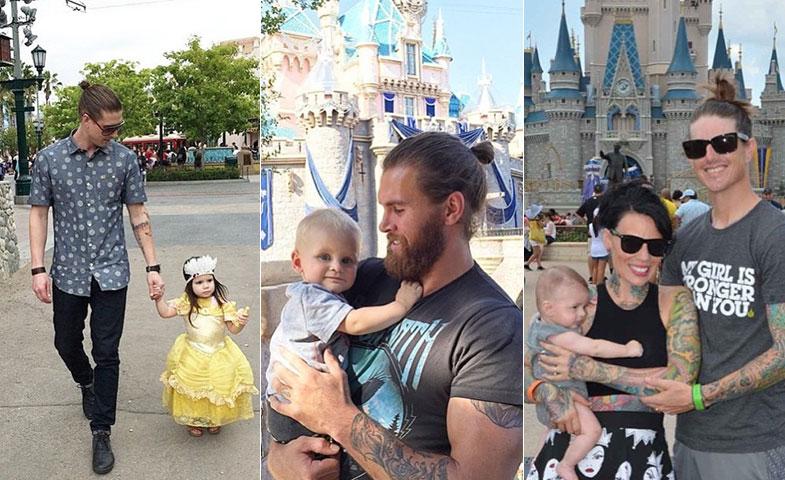 El tridente Disney-hombre(tón)-moño está pasando y ya ha sido #TT.