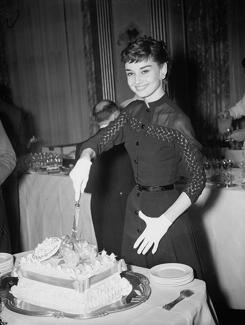 """""""Seamos sinceros. Una deliciosa tarta cremosa de chocolate le hace mucho bien a mucha gente. A mí me lo hace."""" © Cordon Press"""