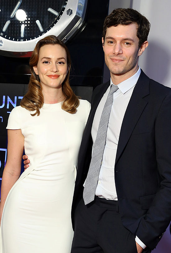 Leighton y Adam se casaron en febrero de 2014. © Cordon Press