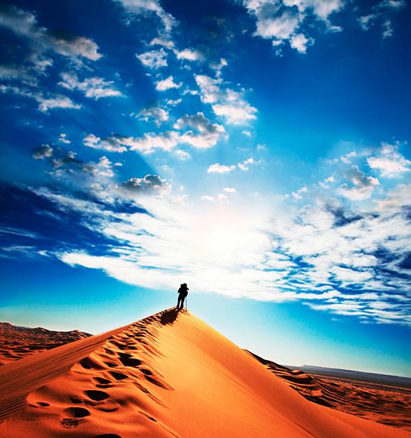 ¿Quién no desearía ir al fin del mundo en un viaje made to mesure?