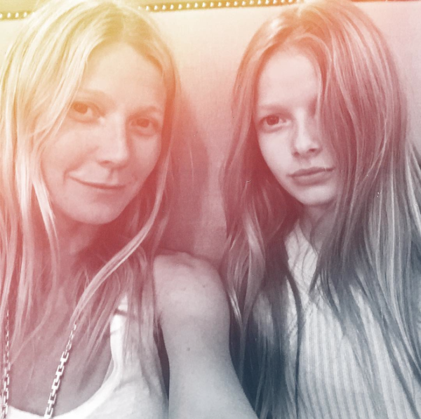 © Instagram @gwynethpaltrow