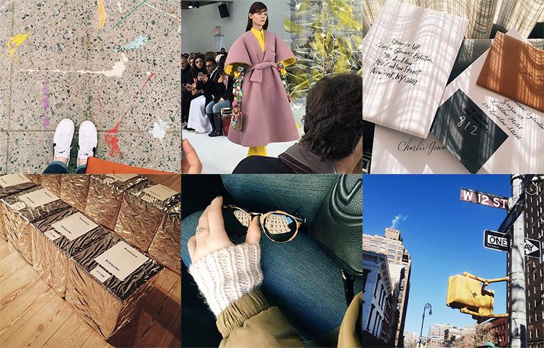 Retazos de un día cargado de moda. © Instagram @charliegowans