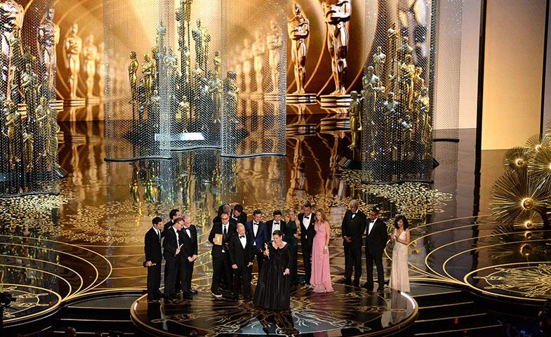Mejor película y Mejor guión original, las grandes bazas de Spotlight en esta edición. © Getty Images