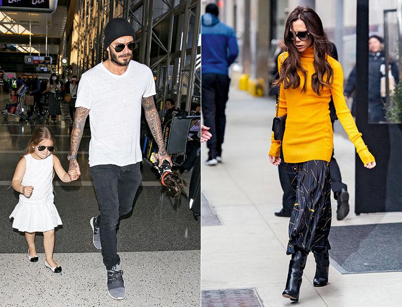 Este mes, copiamos el look de una de las parejas más poderosas de la industria. © Cordon Press / Getty Images