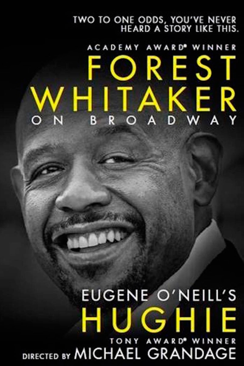 Cartel de la obra que protagoniza el oscarizado Forest Whitaker.