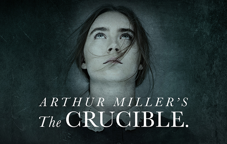 Imagen promocional de la obra que protagoniza Saoirse Ronan.