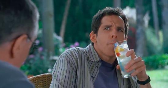 Ben Stiller se apunta al Tom Collins en 'Los padres de él'.
