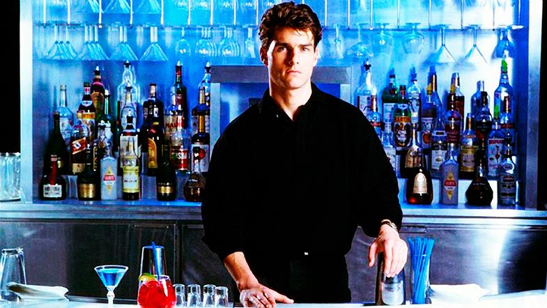 Tom, mi cocktail me lo preparas con agua, ¿vale?