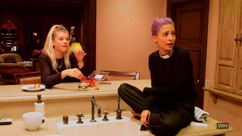 Ha hecho algún cameo en Candidly Nicole, el reality de su hermana. © Cordon Press