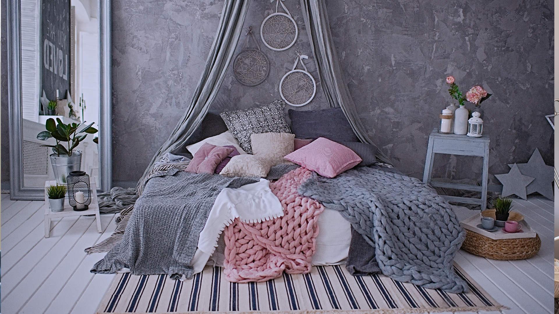 5 tips de decoración para que tu habitación parezca más acogedora