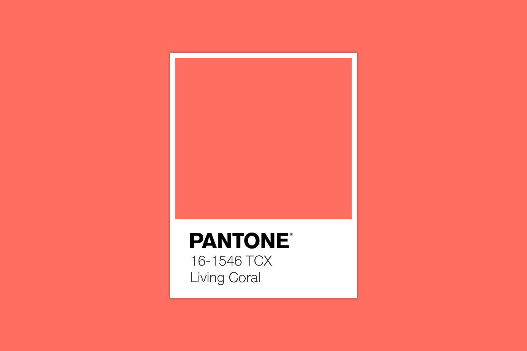 Este es el color para el 2019