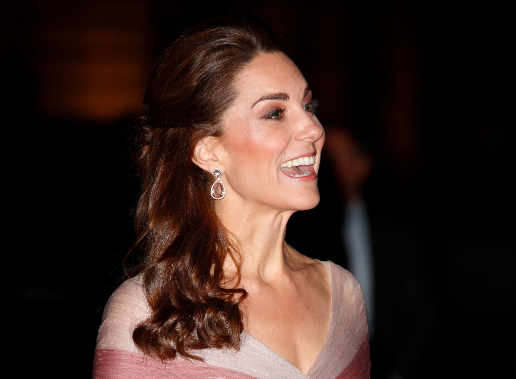 El momento de Kate Middleton