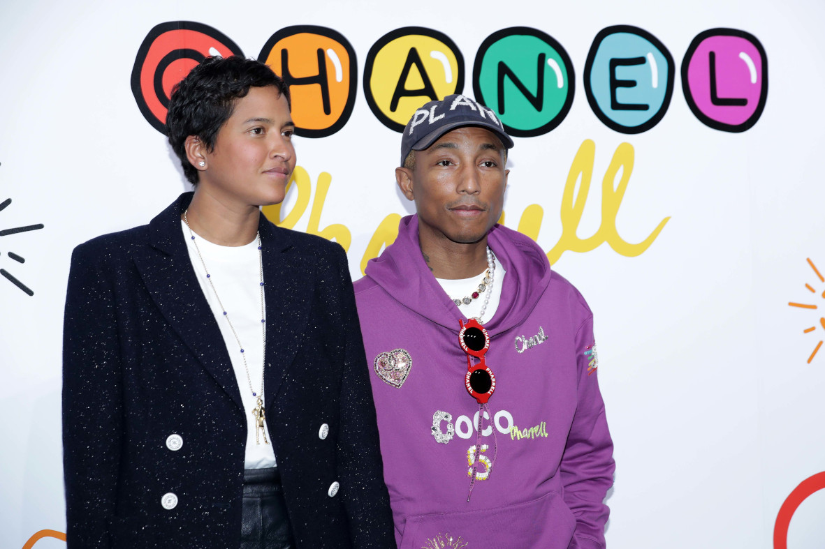 CHANEL X PHARRELL Capsule Collection