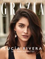 Lucía Rivera para Grazia España
