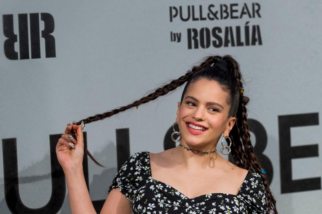 Rosalía colabora con Pull & Bear