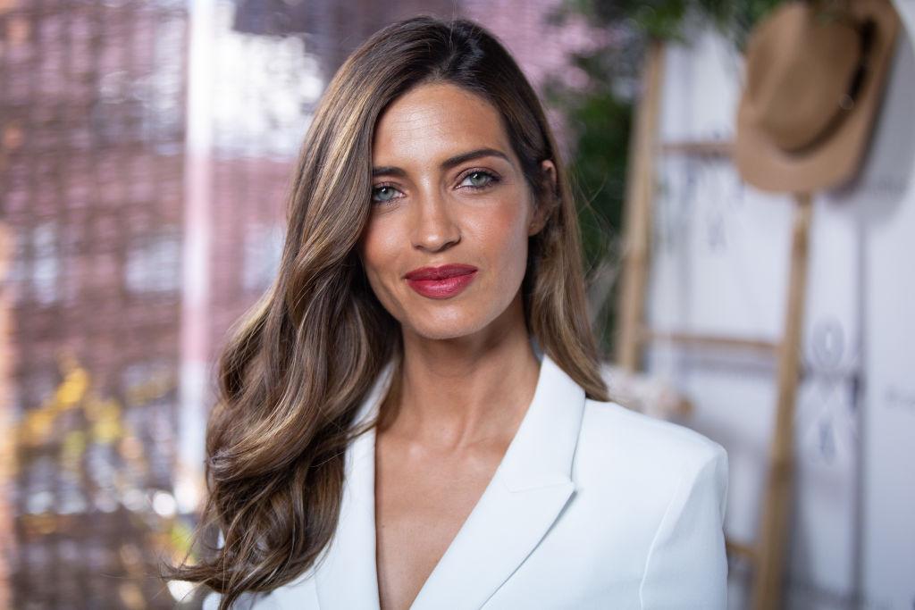 Tras el susto Sara Carbonero regresó al trabajo.
