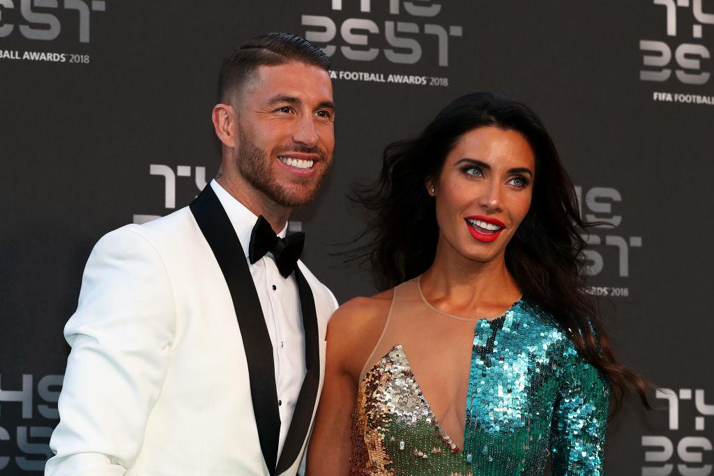 Sobre la boda de Sergio Ramos y Pilar Rubio.