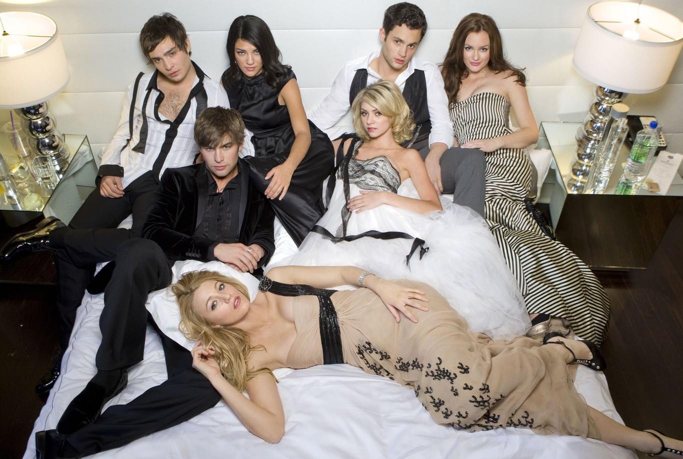 El regreso de Gossip Girl a HBO siete años después