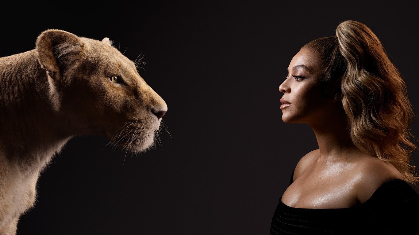 La banda sonora de 'El rey león' que interpreta Beyoncé