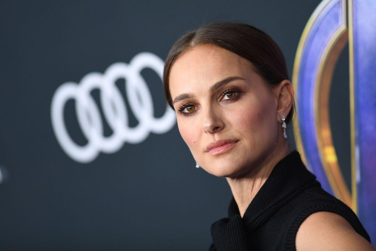 Natalie Portman Oscar 2021
