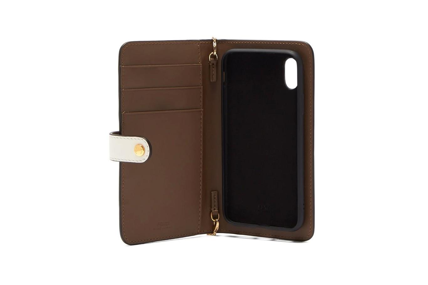 Fendi lanza una funda para el móvil de lujo que también es bolso