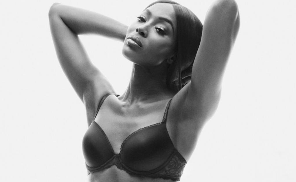 Naomi Campbel protagoniza junto a Bella Hadid la nueva campaña de Calvin Klein