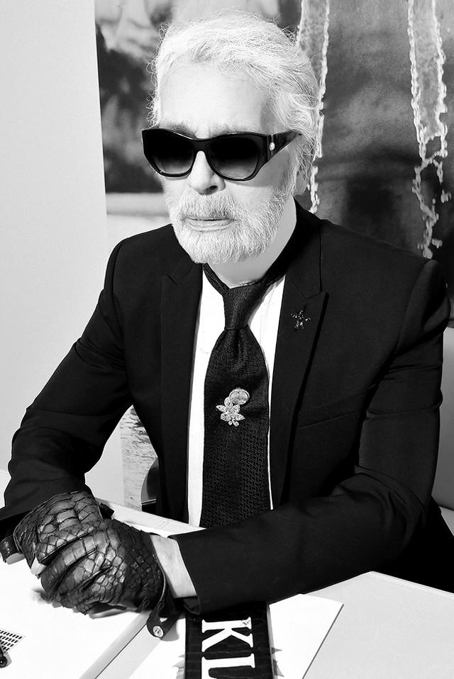 Karl Lagerfeld podría ser homenajeado en la Gala MET 2022