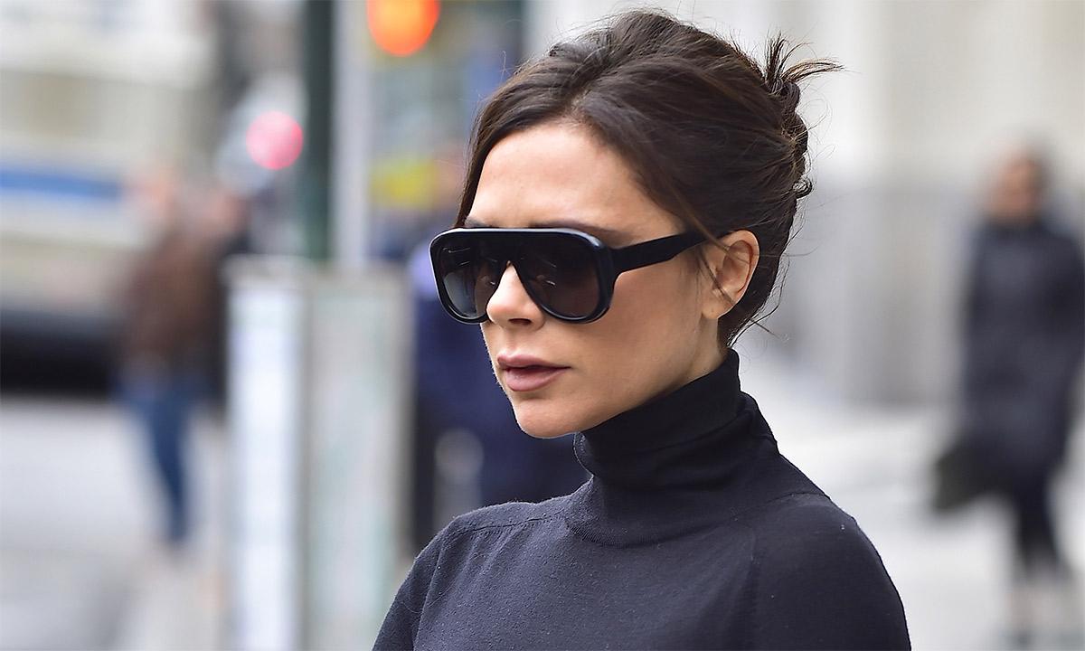 El desfile de Victoria Beckham en la London Fashion Week 2019/2020