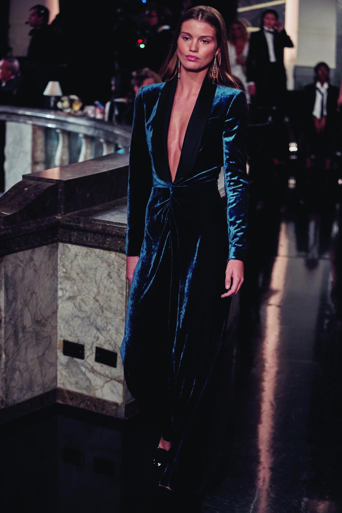 Así fue el desfile de Ralph Laurent en NYFW septiembre 2019