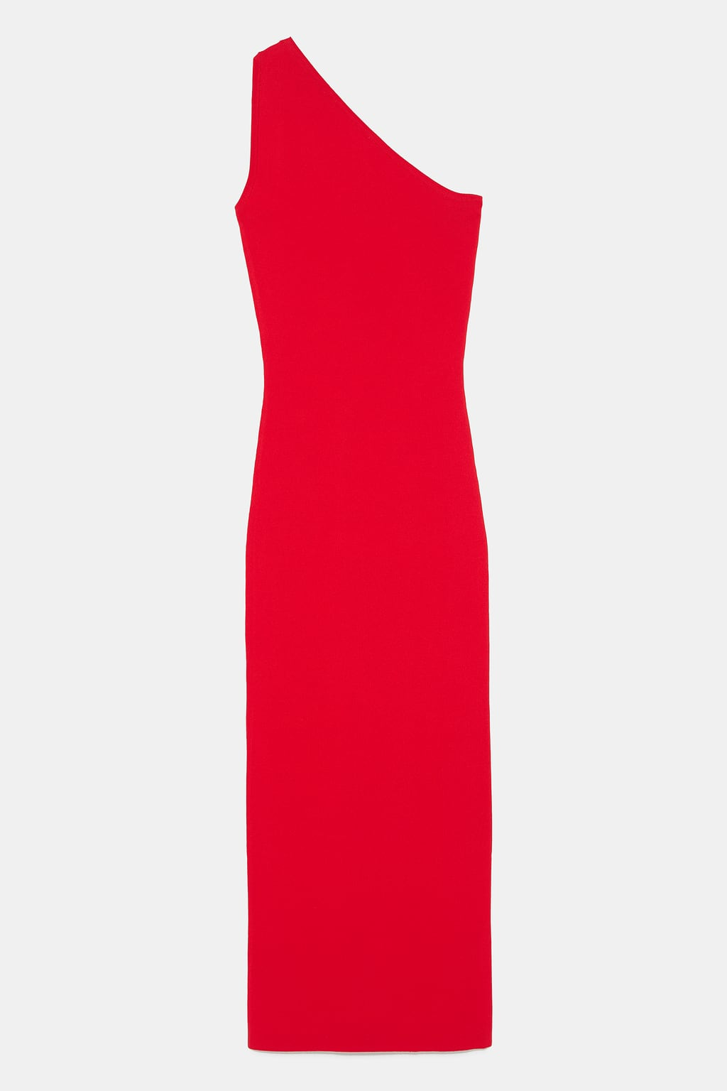 Emrata se viste con un vestido súper ajustado de Zara