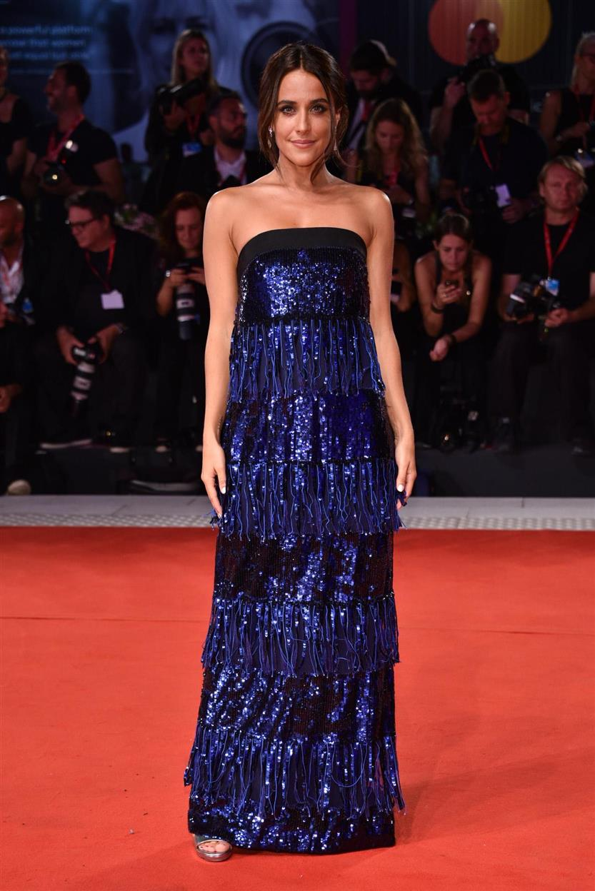 La alfombra roja del Festival de Cine de Venecia 2019