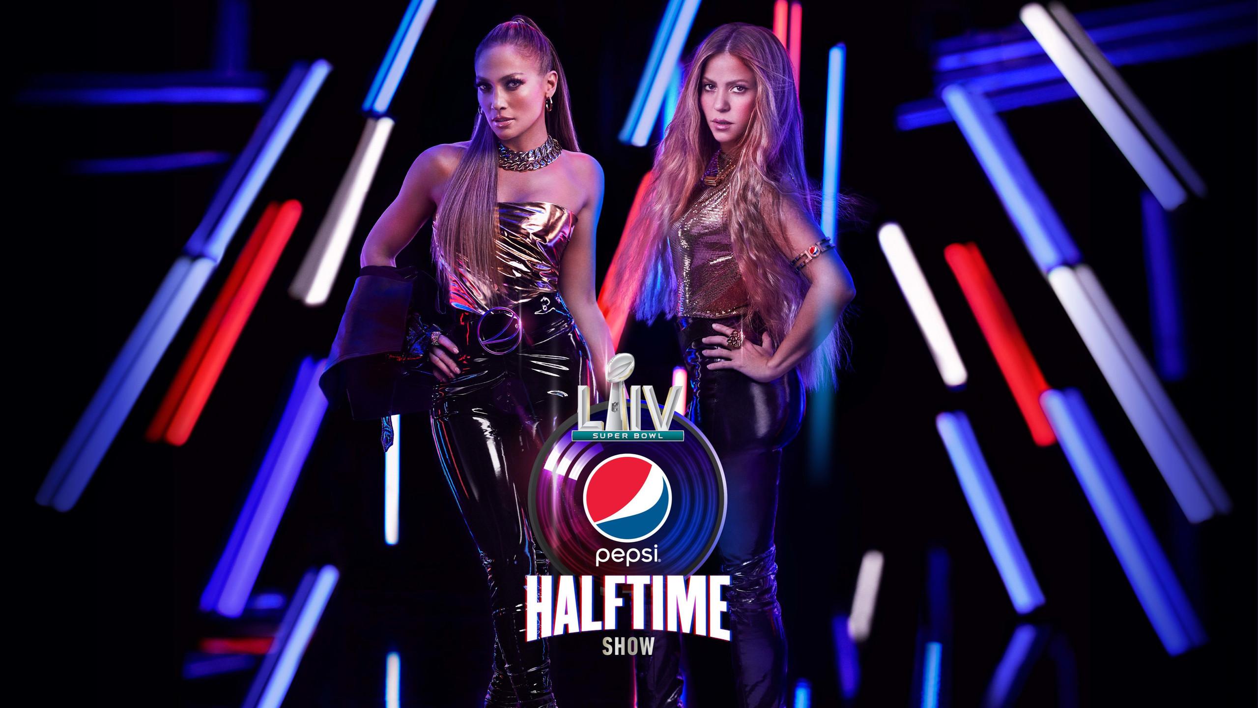 Jennifer Lopez y Shakira las próximas artistas del medio tiempo de la super bowl