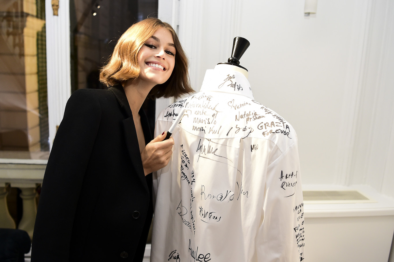 Todos los famosos que estuvieron en el triubto a Karl Lagerfeld en París