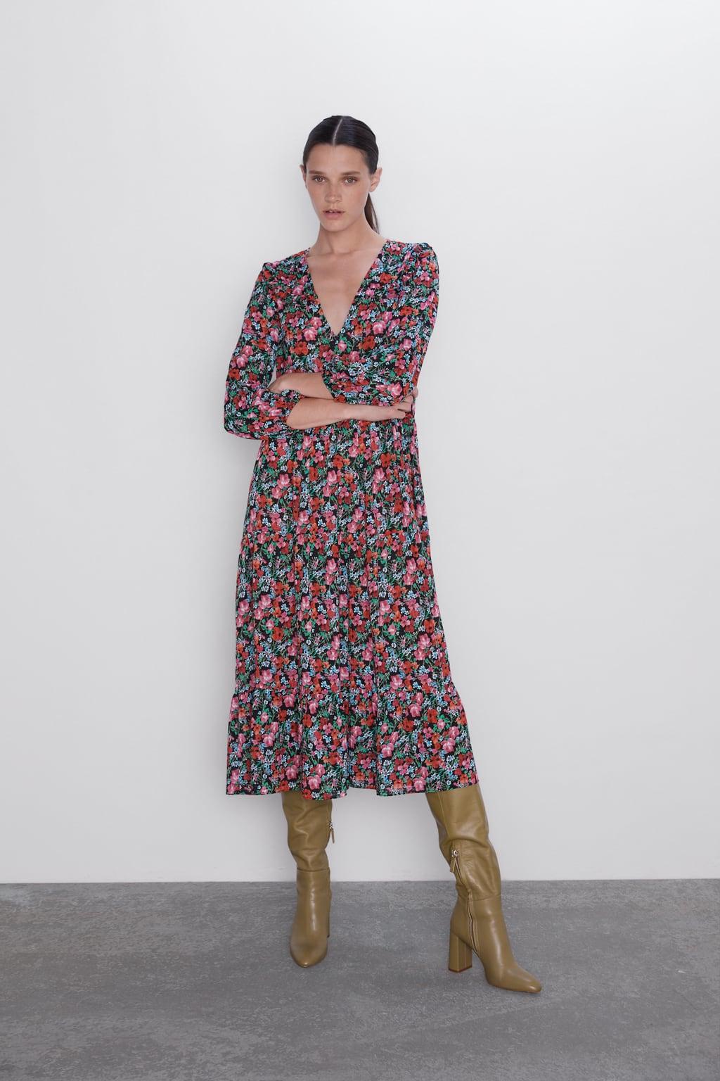 El vestido de flores de Kate Middleton hay uno low cost en Zara