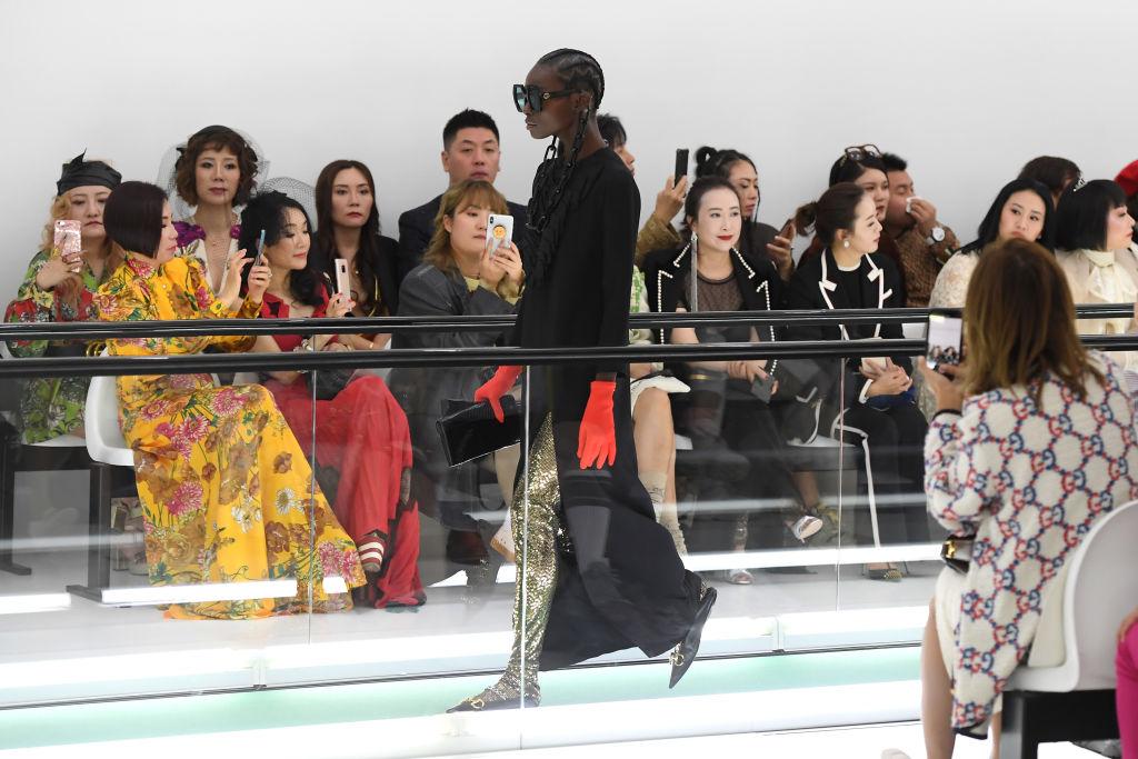 La colección de Gucci cierra la Semana de la Moda de Milán