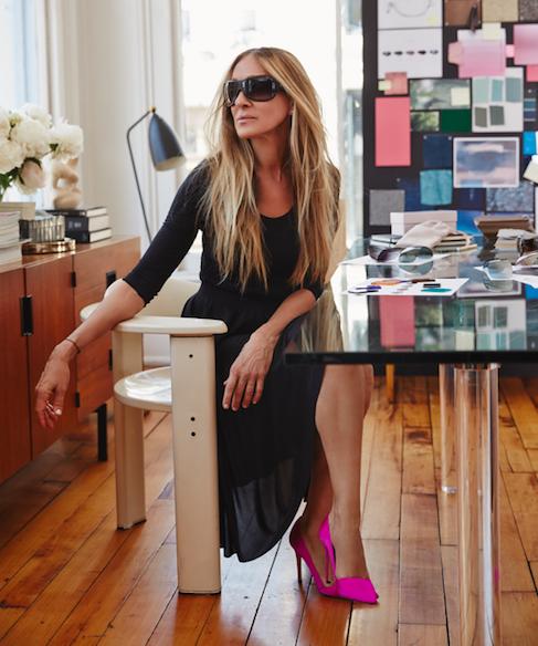 Sarah Jessica Parker crea una colección exclusiva de gafas con Sunglass HUt