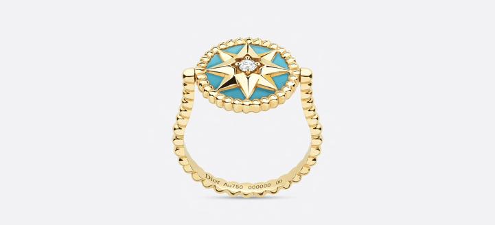 Cara Delevigne nueva imagen de Dior Joyería