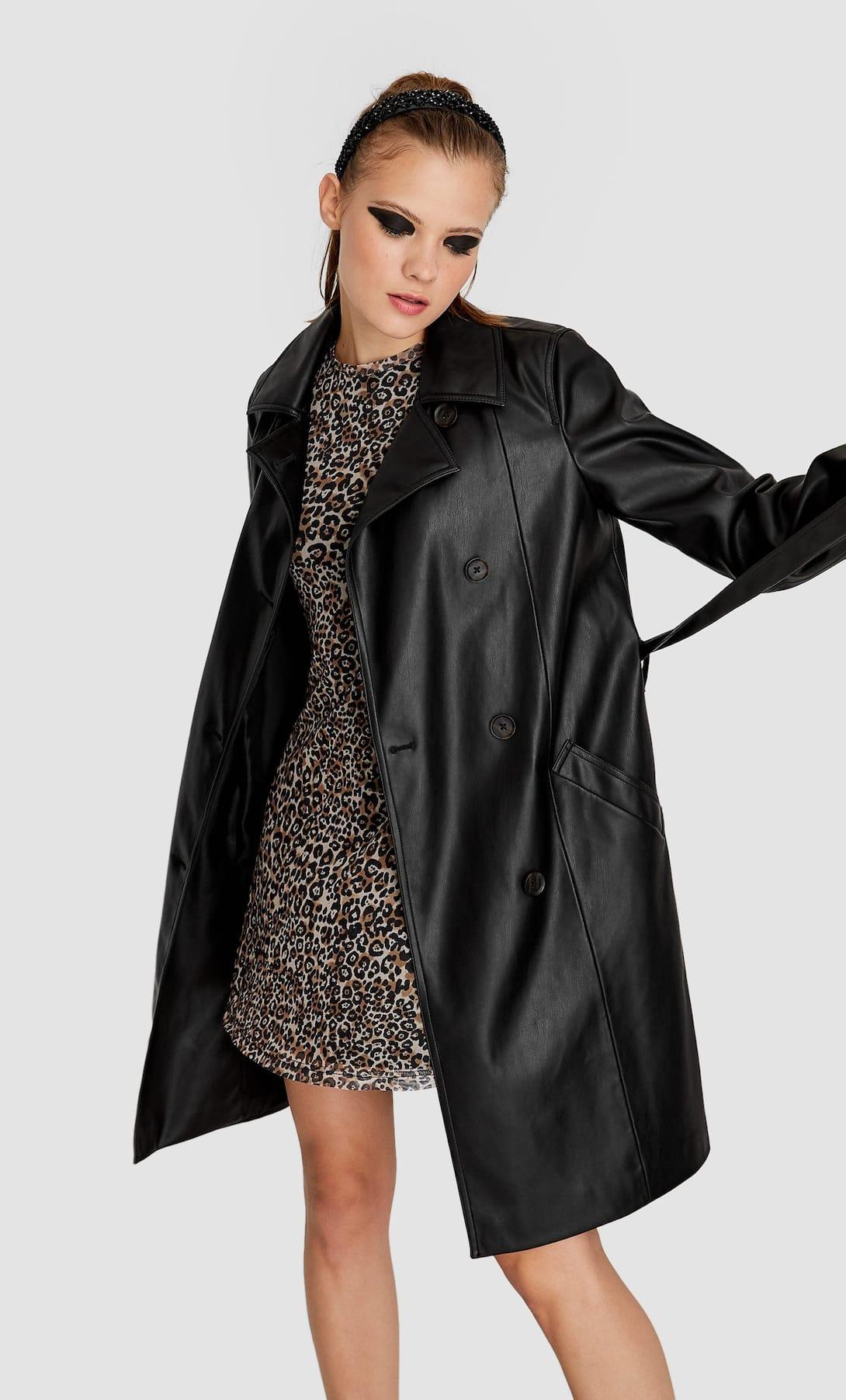 5 chaquetas de piel low cost españolas que debes comprar ya