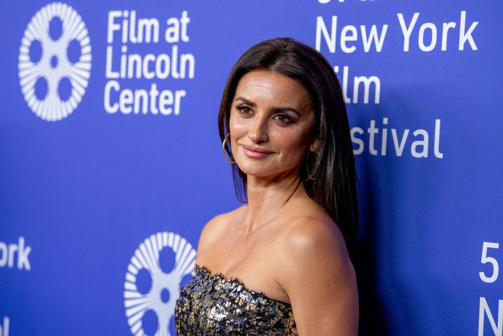 Penélope Cruz deslumbra en el Festival de Cine de Nueva York